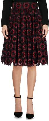 Dolce & Gabbana Knee length skirts - Item 35326680BC