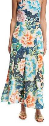 Mara Hoffman Arcadia Floral-Print Easy Culottes $265 thestylecure.com