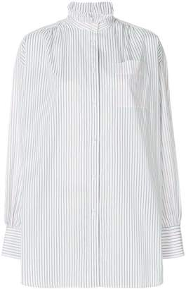 Sonia Rykiel multi-stripe shirt