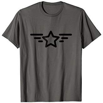 Star and Stripes Shirt - Starlight Tee Shirt