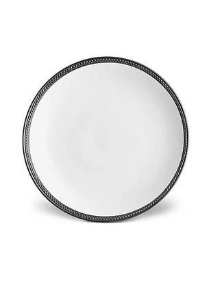 L'OBJET Soie Tressee Porcelain Dinner Plate