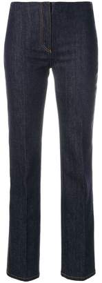 Fendi straight-leg tailored jeans
