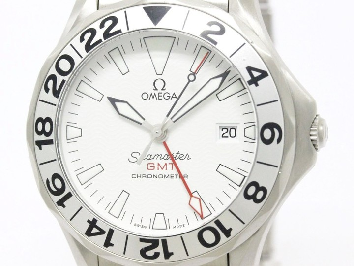 Omega Omega Seamaster 2538.20 Stainless Steel 41mm Mens Watch