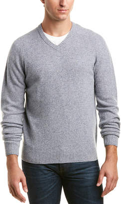 Original Penguin V-Neck Wool Sweater