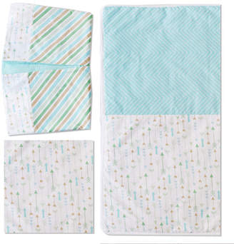 My Baby Sam Benjamin 3-Piece Crib Bedding Set