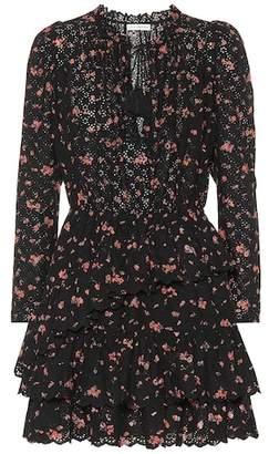Ulla Johnson Josette cotton eyelet lace dress