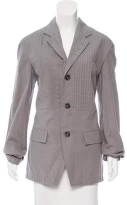 Ann Demeulemeester Tailored Button-Up Jacket