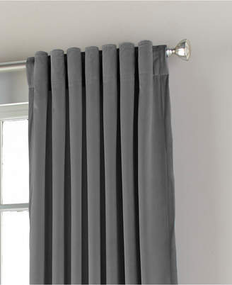 "Nanshing Miles Back 52"" X 84"" Tab Top Curtain Panel"