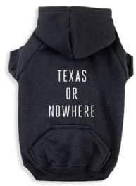 Texas Dog Hoodie