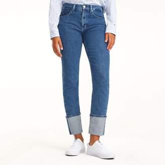 Tommy Hilfiger High Rise Slim Fit Crop Jean