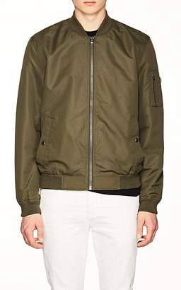Michael Kors MEN'S MA-1 TECH-FAILLE BOMBER JACKET