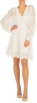 GUESS Sandy Fit Flare Dress