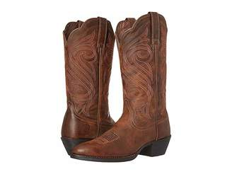 Ariat Round Up R Toe