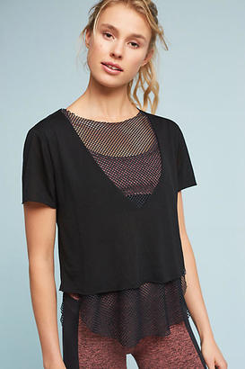 Koral Double Layer Tee $95 thestylecure.com