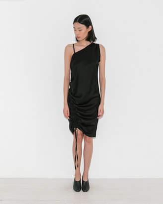 Alexander Wang Asymmetric Drape Dress