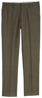 J.Crew J. CREW Ludlow Trim Fit Herringbone Wool Pants