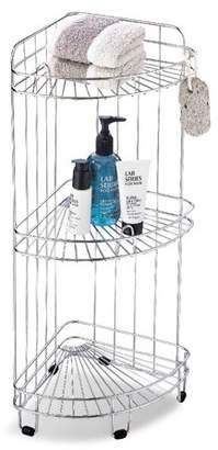 Organize It All 1755 3 Tier Bath Corner Shower Caddy