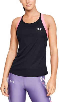 Under Armour Women's UA Speed Stride Racer Tank
