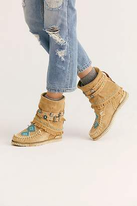 EL VAQUERO Love Worn Mocc Boot
