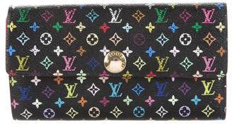 Louis VuittonLouis Vuitton Multicolore Sarah Wallet