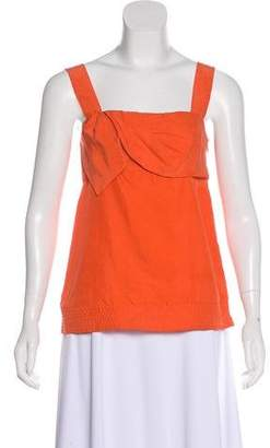 Diane von Furstenberg Silk Sleeveless Top