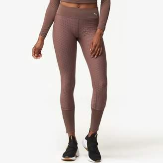 Puma Luxe Mesh Tights - Women's