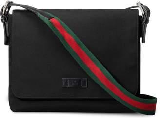 Gucci Techno canvas messenger bag