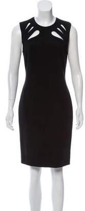 Diane von Furstenberg Sidra Cut-Out Dress