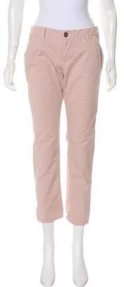 J Brand Inez Mid-Rise Pants