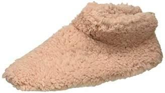 Dearfoams Women's Pile Bootie Slipper