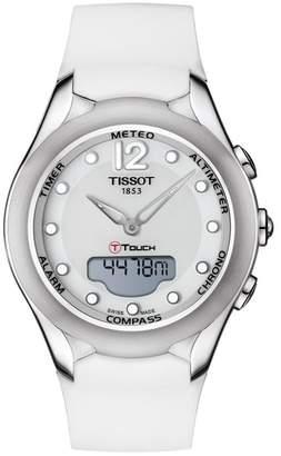 Tissot Women's T-Touch Lady Solar Watch, 38mm