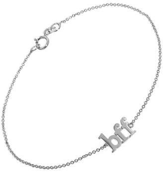 Jennifer Meyer BFF Bracelet - White Gold