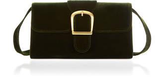 Rylan Velvet Shoulder Bag