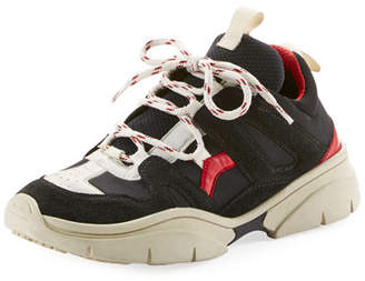 Isabel Marant Kindsay Thick Platform Sneaker