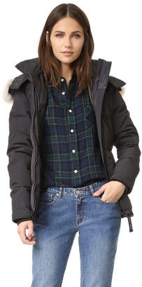 Canada Goose Chelsea Parka $825 thestylecure.com