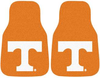 Fanmats FANMATS 2-pk. Tennessee Volunteers Car Floor Mats