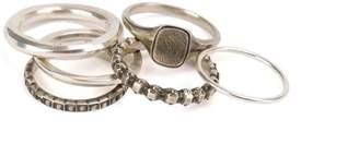 Werkstatt:Munchen 'Eternity' 6 rings combination