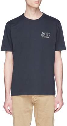 Denham Jeans 'DNA' graphic logo print T-shirt
