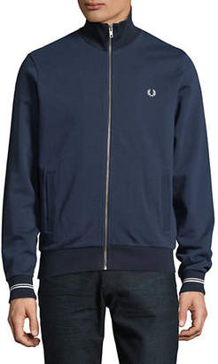 Fred Perry Full-Zip Cotton Jacket