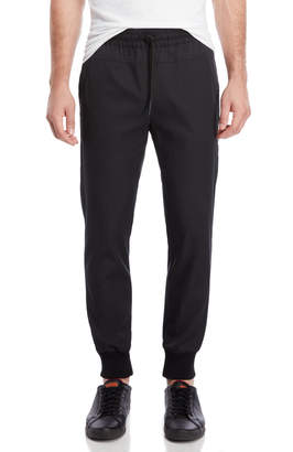 Karl Lagerfeld Black Active Joggers