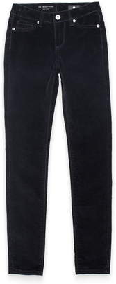 AG Adriano Goldschmied kids Twiggy Plush Skinny Velvet Pants