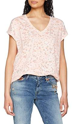 S'Oliver Q/S designed by Women's 41.804.32.4503 T-Shirt,8 (Manufacturer's Size: XS)