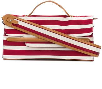 Zanellato striped tote