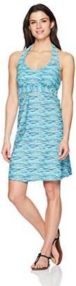 ZeroXposur Women's Code Halter Swim Dress