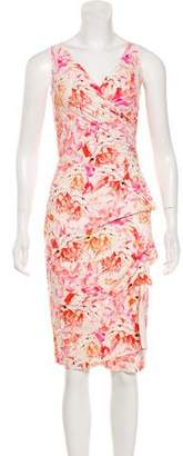 Chiara Boni Floral Print Dress
