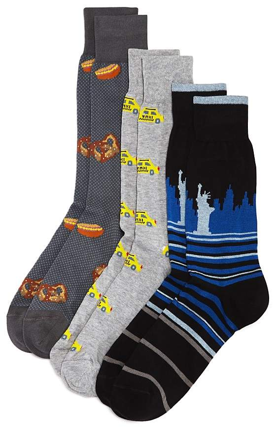 The Men's Store at Bloomingdale's NYC Gift Box Socks - 100% Exclusive