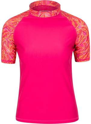 Warehouse Mountain Womens Rash Vest - Ladies Summer Rash Guard
