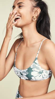 1e777d1b8 Mikoh Hermosa Scoop Bikini Top