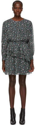 Etoile Isabel Marant Multicolor Java Dress