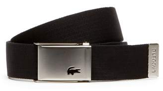 Lacoste Men's MOTION 2 Buckles And 2 Belts Travel Kit